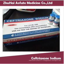 Ceftriaxone Sodium pour Injection