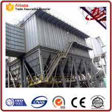 Sistemas de filtragem de sacos de remoção de pó industriais