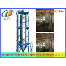 Chemical residue LPG spray drying tower