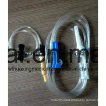 Disposable Medical Infusion Set with Butterfly Needle