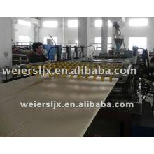 Производство доски мебели WPC линия