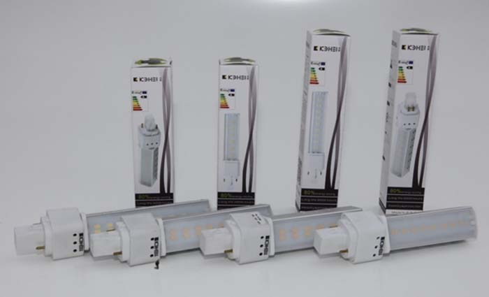 PL-G24 6w led tube light package