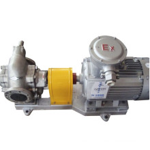 CE Approved KCB200 Stainless Steel Gear Pump
