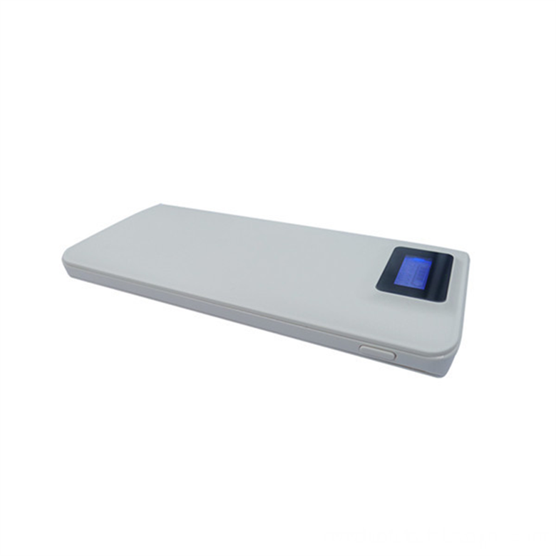 Square Dual USB Power Bank