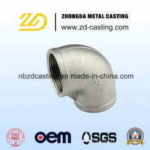 China Gießerei geschmiedete Maschinerie-Metallschmieden mit der Bearbeitung für Erdöl