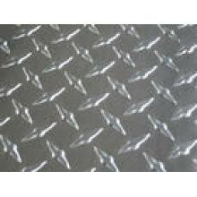 diamond aluminum coil