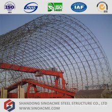 Stahlkonstruktions-Raum-Rahmen-Gebäude