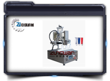 Ultrasonik tüp makine (özel tüp uç) mühürleme