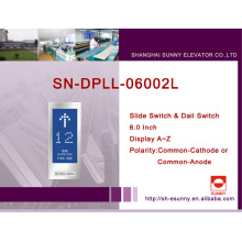 Elevator Floor Display Panel (SN-DPLL-06002L)