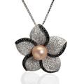 Bijoux Fantaisie Pendentifs en Argent Perle 925 Pendentifs en Argent