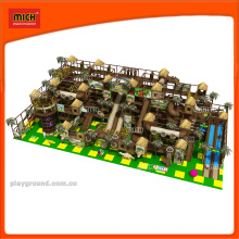 2014 Mich Dinosaur Naughty Castle Parque de juegos interior digital