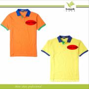Polyester Tc CVC Tr Stripes Golf Custom Jersey Man Polo Shirt (P14)