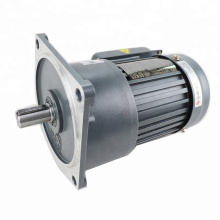 50 ratio  2hp 220V vertical type Three Phase Induction AC gear Motor