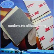 DIE CUT 3M 4941 grau schwarz doppelseitig Klebeband oder Aufkleber