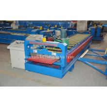 Supply for Corrugated Iron Sheet Making Machine metal corrugated roofing forming machine export to Monaco Manufacturers