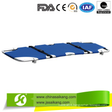 Light-Weighted Aluminum Alloy Medical Stretcher with Reliable Quality