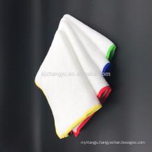 Custom warp knitting disposable hand towel