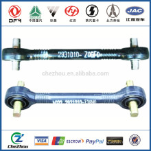 truck suspension parts traction machine,steel rod 2931010-T38H0,traction bar