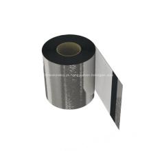 Fita envoltória butílica do envoltório da tubulação da folha de alumínio