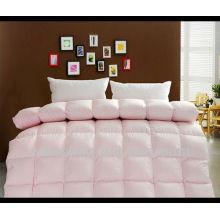 colcha de juego de cama patchwork barato rosa