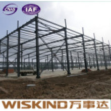 2017 Popular Heat Insulation Steel Structure Hangar
