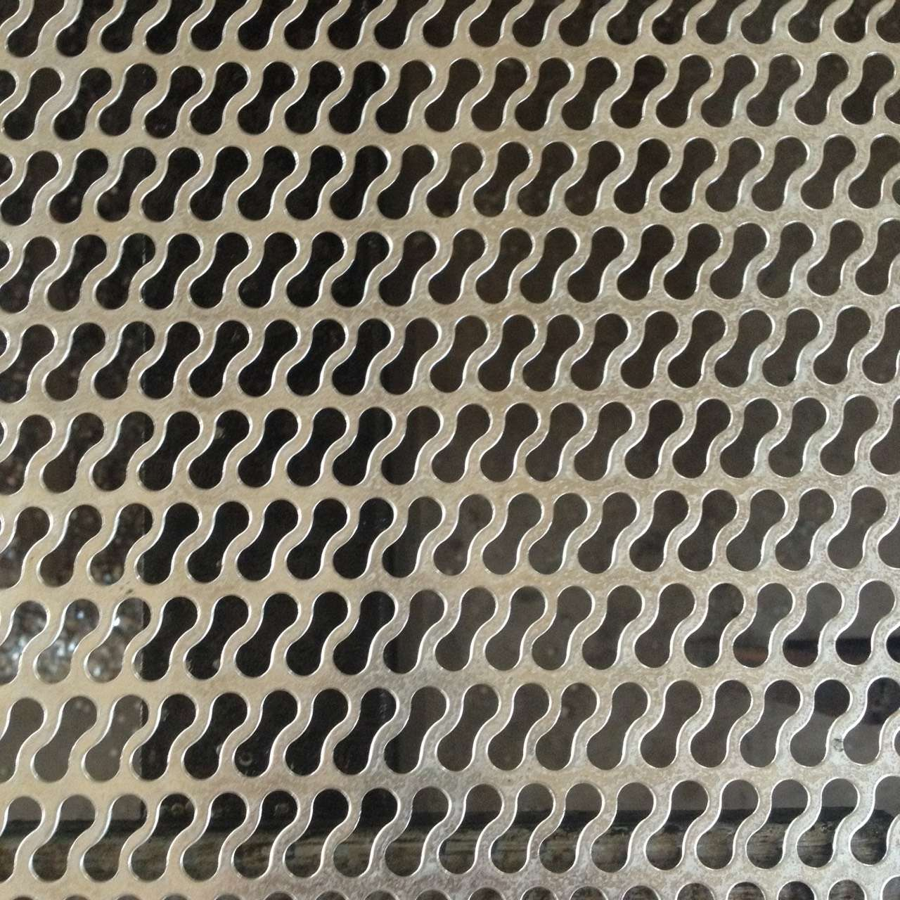 perforated metal (84)