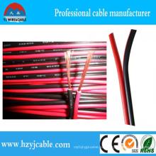 2 * 1.5mm2 Многожильный яркий медный кабель с 2 жилами