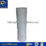 fiberglass dust collector filter bags with high quality