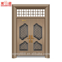 China quality supplier use exterior bi folding patio doors main gate designs