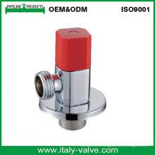 10 años de garantía de calidad de la válvula de ángulo de pulido (AV3027)