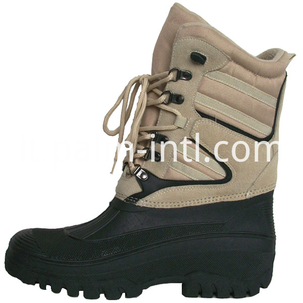 Calf TPR-Outsole Snow Boots