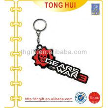 Gears of War Anhänger Metall Schlüsselringe mit Split Ring