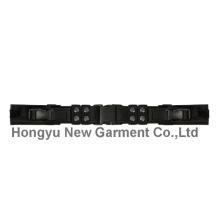 Military/Police Polyester Duty Waist Tactical Belt for Men (HY-WB008)
