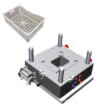 professional customized service turnover box mold plastic injection molding custom box mould