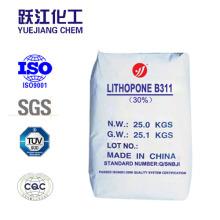 Lithopone de qualité industrielle de 30% (B311)