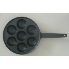 Pfannkuchenpfanne aus Gusseisen 3