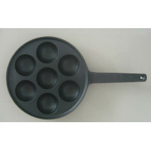 Cast Iron Pancake Puff Pan 3