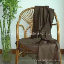 100 % Bambus werfen Bt-F070330-Cho