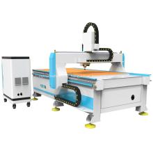 Dispositivo de grabado de mesa CNC de vacío para puerta compuesta