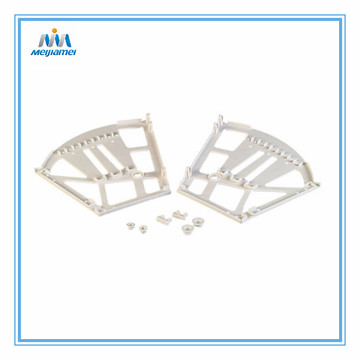 Plastik Tiga Layer Sepatu Rack Fittings