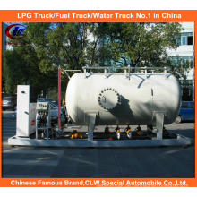Mini-Zylinder-Füllanlage für 1 / 2ton LPG-Nachfüllstation