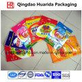 Three Side Seals Plastic Washing Powder/Laundry Detergent Packaging Bag