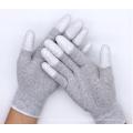 13Gauge Antistatic Carbon Fiber ESD Top Fit Gloves for Inspection Use