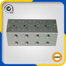 Bloque de válvulas hidráulicas para sistema de energía hidráulica o equipo no estándar