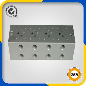 Bloc de vanne hydraulique pour système hydraulique hydraulique ou équipement non standard