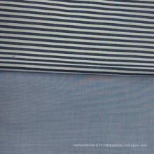 Tissu Polyester / Coton Fhirt pour toute la saison