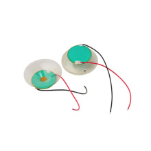 10 Years for Piezo Diaphragm FT-4200 31mm piezo element with 42mm PVC export to Guatemala Factory