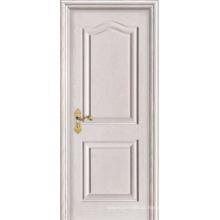 Carvalho branco Erguido o molde Interior artesão MDF portas para Villa