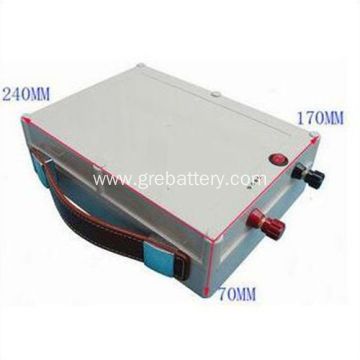 12 Volt 40Ah Lithium Ion Rechargeable Battery Pack