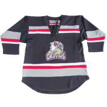 Sublimering slim fit ishockey jersey